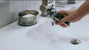 Philips Norelco Senso-Touch 3D TV Spot, 'Most Advanced Shave' - Thumbnail 3
