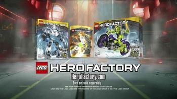 LEGO Hero Factory TV Spot, 'Villains Escaped Prison' - Thumbnail 7