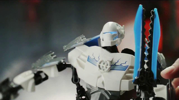 LEGO Hero Factory TV Spot, 'Villains Escaped Prison' - Thumbnail 2