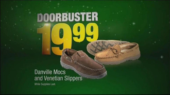 Cabela's After Thanksgivinig Sale TV Spot, 'Fleece and Mocs'  - Thumbnail 4