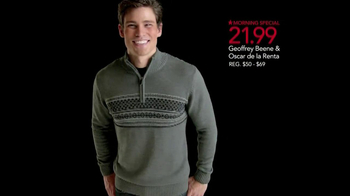 Macy's Black Friday Sale TV Spot, 'Cashmere, Earrings and Luggage' Song by Sam Johnson - Thumbnail 5