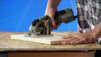 Rockwell Versacut TV Spot, 'Forget Bulky Saws'