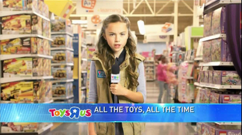 Toys R Us Update TV Spot, 'Wii and Wii U Games' - Thumbnail 2