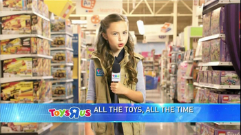 Toys R Us Update TV Spot, 'Wii and Wii U Games' - Thumbnail 3