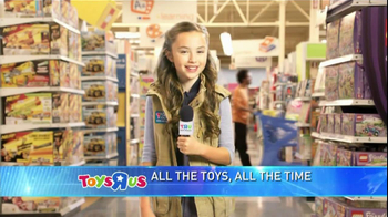 Toys R Us Update TV Spot, 'Wii and Wii U Games' - Thumbnail 4