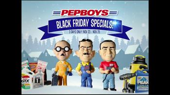PepBoys Black Friday DealsTV Spot  - Thumbnail 1