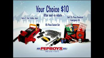 PepBoys Black Friday DealsTV Spot  - Thumbnail 2