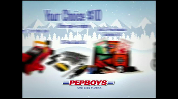 PepBoys Black Friday DealsTV Spot  - Thumbnail 3