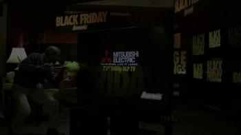 Aaron's Black Friday TV Spot, 'Dusting'  - Thumbnail 1