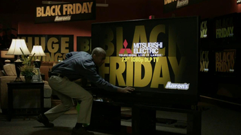 Aaron's Black Friday TV Spot, 'Dusting'