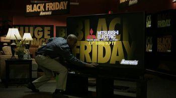 Aaron's Black Friday TV Spot, 'Dusting'