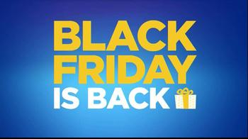 Walmart Black Friday TV Spot, 'Boom!' Song AC/DC - Thumbnail 7