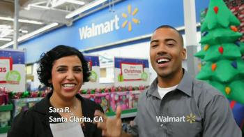 Walmart TV Black Friday TV Spot, 'Sara: I Love It'  - Thumbnail 1