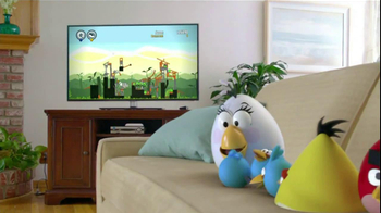 Angry Birds Trilogy TV Spot, 'Splash'