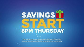 Walmart Black Friday TV Spot, 'VIZIO 60-Inch TV' - Thumbnail 9
