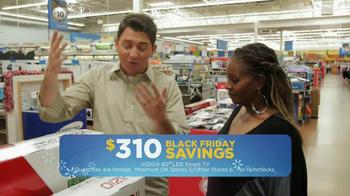 Walmart Black Friday TV Spot, 'VIZIO 60-Inch TV' - Thumbnail 5