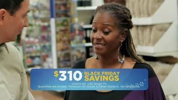 Walmart Black Friday TV Spot, 'VIZIO 60-Inch TV' - Thumbnail 6