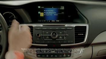 2013 Honda Accord TV Spot, 'Dear Honda: Dad' - Thumbnail 3