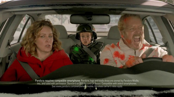 2013 Honda Accord TV Spot, 'Dear Honda: Dad' - Thumbnail 4