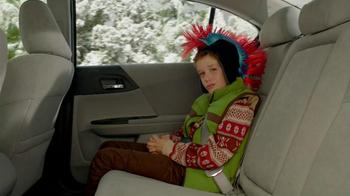 2013 Honda Accord TV Spot, 'Dear Honda: Dad' - Thumbnail 6