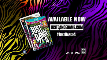 Just Dance 4 TV Spot, 'Wii U' Featuring Song: Call Me, Maybe - Thumbnail 10