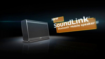 Bose SoundLink Bluetooth Mobile Speaker II TV Spot, Song by Between Borders - Thumbnail 9