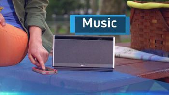 Bose SoundLink Bluetooth Mobile Speaker II TV Spot, Song by Between Borders - 1189 commercial airings
