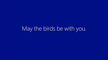 Windows 8 TV Spot, 'Birds' - Thumbnail 7