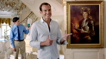 AT&T TV Spot, 'Assistant' Featuring Will Arnett - Thumbnail 6