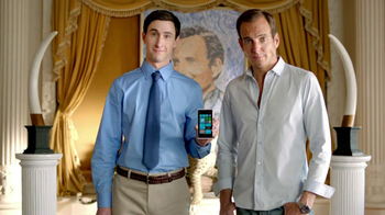 AT&T TV Spot, 'Assistant' Featuring Will Arnett - Thumbnail 7