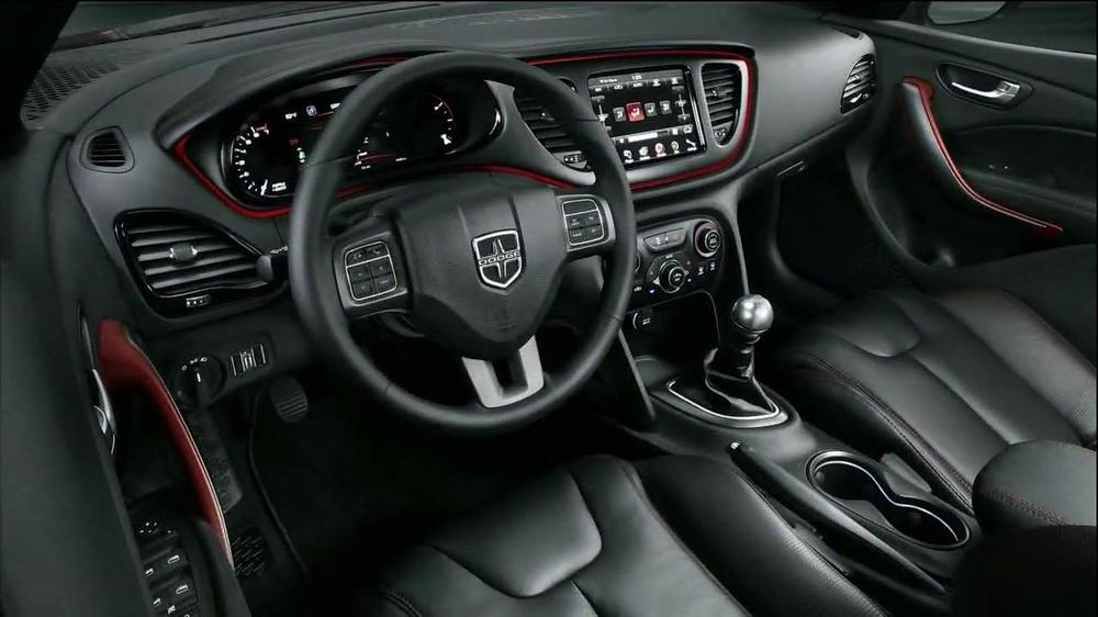 Dodge Dart Ii Tv Commercial Great Car Interior Song Jay Z Kanye