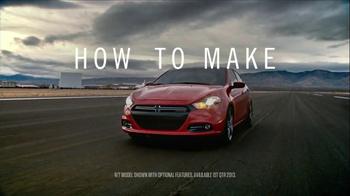 Dodge Dart II TV Spot, 'Great Car Interior' Song Jay-Z, Kanye West - Thumbnail 1
