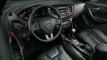 Dodge Dart II TV Spot, 'Great Car Interior' Song Jay-Z, Kanye West