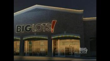 Big Lots TV Spot, 'Holiday Big Savings' - Thumbnail 1