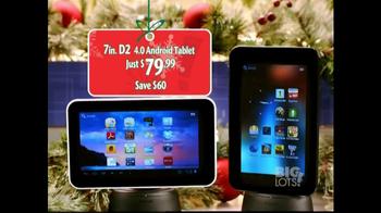 Big Lots TV Spot, 'Holiday Big Savings' - Thumbnail 5