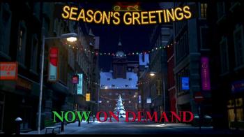 Xfinity On Demand TV Spot, 'Arthur Christmas' - Thumbnail 2