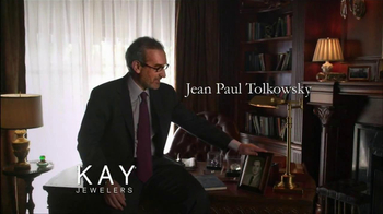Kay Jewelers Tolkowsky Ideal Cut Diamond TV Spot, 'From Our Family to Yours' - Thumbnail 2