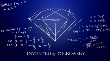 Kay Jewelers Tolkowsky Ideal Cut Diamond TV Spot, 'From Our Family to Yours' - Thumbnail 5
