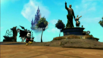 Epic Mickey 2 Power of Two TV Spot  - Thumbnail 1