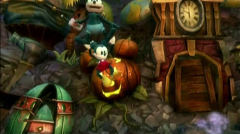 Epic Mickey 2 Power of Two TV Spot  - Thumbnail 4