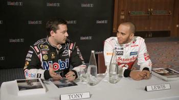 Mobil 1 TV Spot Featuring Tony Stewart & Lewis Hamilton - Thumbnail 4