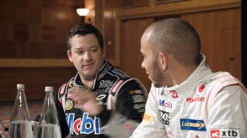 Mobil 1 TV Spot Featuring Tony Stewart & Lewis Hamilton - Thumbnail 5