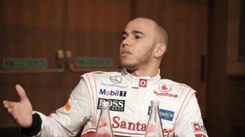 Mobil 1 TV Spot Featuring Tony Stewart & Lewis Hamilton - Thumbnail 6