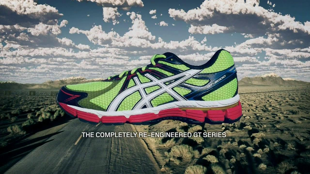 ASICS GT Series TV Commercial, 'Personal Best' Featuring ...