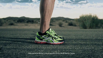 ASICS GT Series TV Spot, 'Personal Best' Featuring Andy Potts - Thumbnail 7
