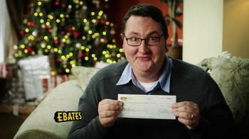 Ebates Cashback TV Spot, 'Christmas Shopping'  - Thumbnail 6