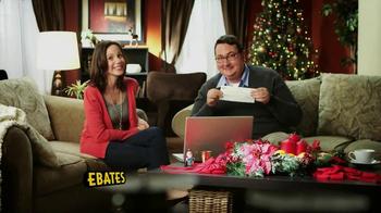 Ebates Cashback TV Spot, 'Christmas Shopping'  - Thumbnail 8