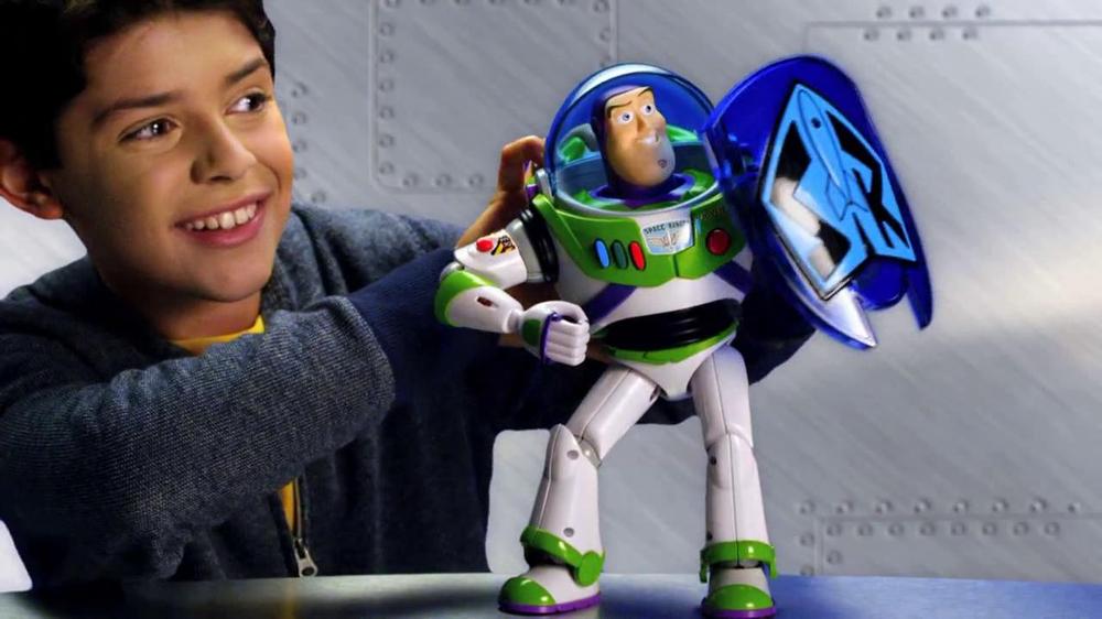 power blaster buzz lightyear talking action figure tv spot ispot tv