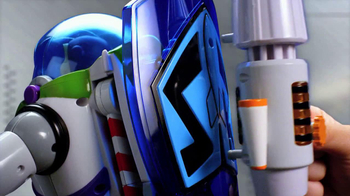 Power Blaster Buzz Lightyear Talking Action Figure TV Spot - Thumbnail 7