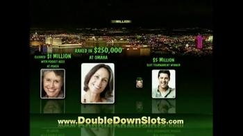 DoubleDown Casino TV Spot - Thumbnail 5